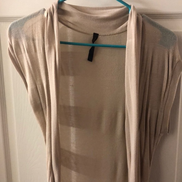 Absolutely Tops - Women's sheer top